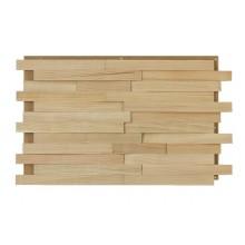 Holzpaneele Kirschbaum - natur, schmal