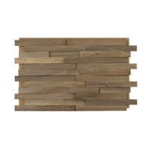 Holzpaneele Nussbaum - natur, schmal