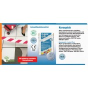 Verlegemörtel Keraquick GRAU 25 kg Sack Schnellflexklebemörtel