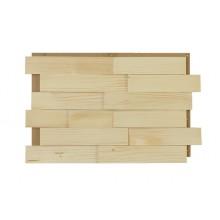 Holzpaneele Fichte Natur
