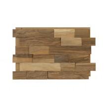 Holzpaneele Nussbaum - geölt