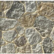 Bruchstein Verblender beige grau