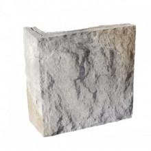 Sandstein grau - Ecksteine
