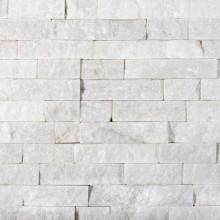 Naturstein Verblender - Riemchen - weiß